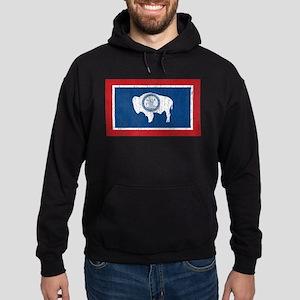 Vintage Wyoming Hoodie (dark)
