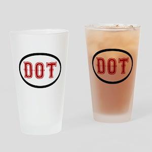 Dorchester Hood Design Pint Glass