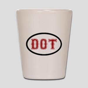 Dorchester Hood Design Shot Glass