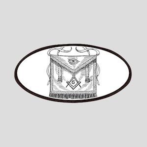 Masonic Apron Patches