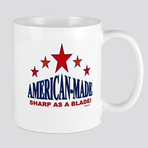 American-Made Sharp As A Blade Mug