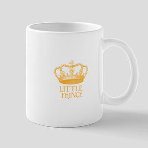 little prince (orange) Mug