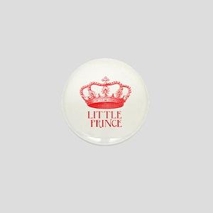 little prince (red) Mini Button