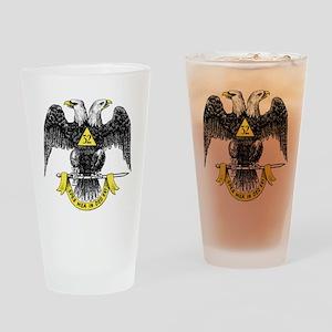 32nd Degree Pint Glass