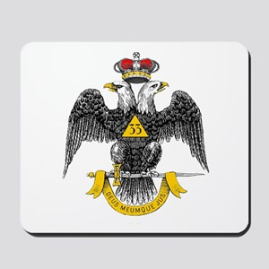 33rd Degree Mousepad