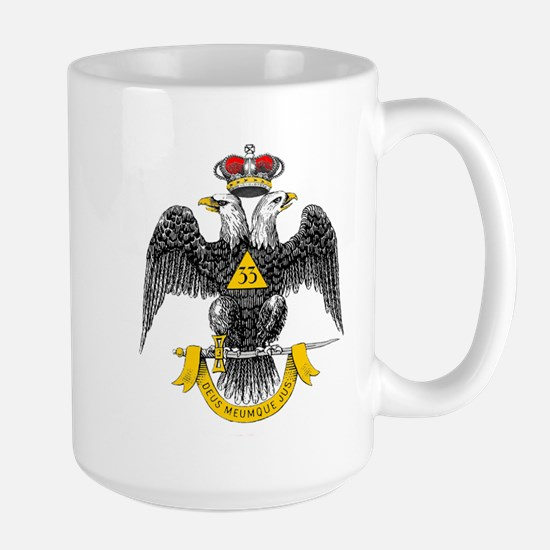 33rd Degree Large Mug
