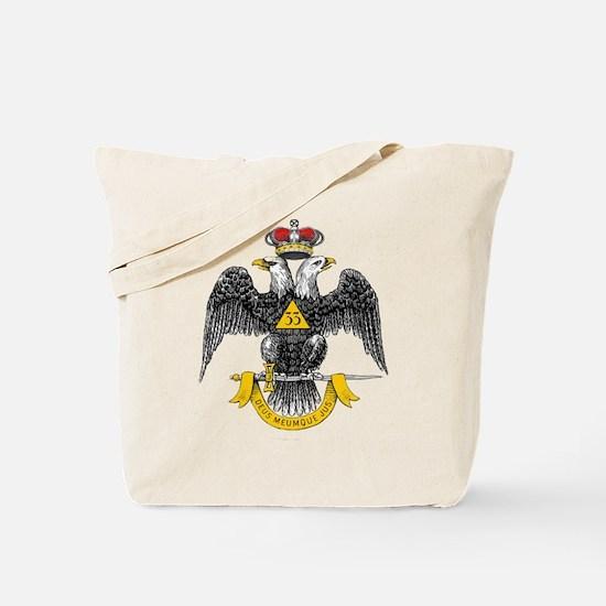33rd Degree Tote Bag