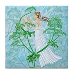 Fairy Music Tile Coaster