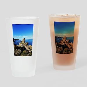 Monterey Ocean Pint Glass