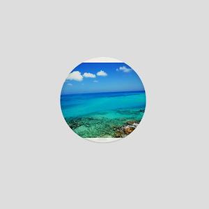 Bermuda Coast Mini Button