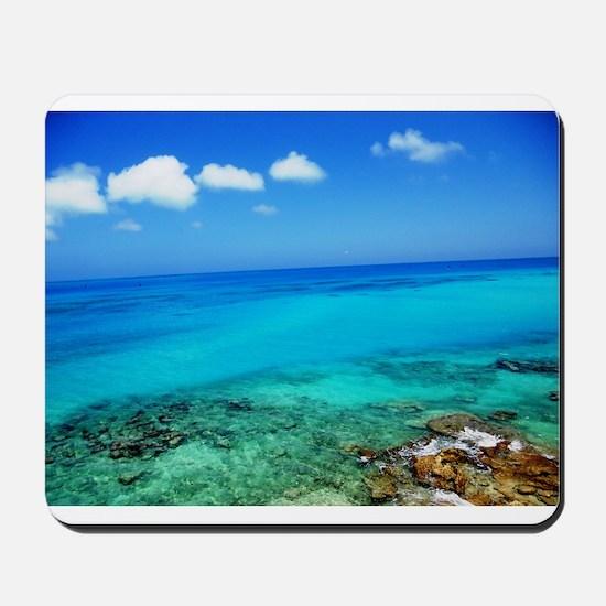 Bermuda Coast Mousepad