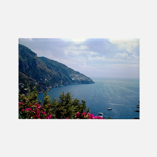 Amalfi Coast, Italy Rectangle Magnet