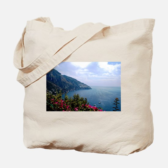 Amalfi Coast, Italy Tote Bag