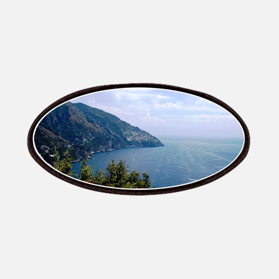 Amalfi Coast, Italy Patches