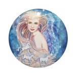 Unicorn Dream Ornament (Round)
