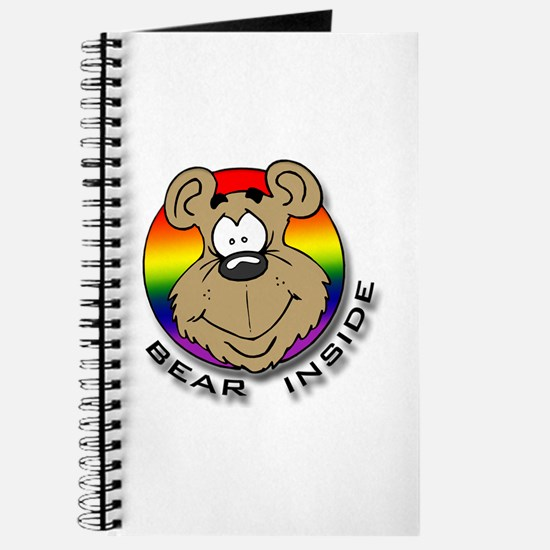 Bear Inside Journal