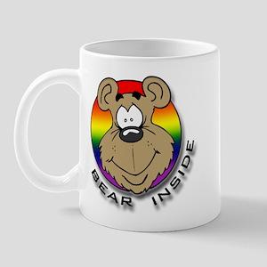 Bear Inside Mug