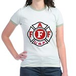 AAFF Firefighter Jr. Ringer T-Shirt