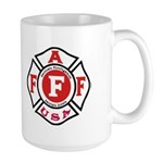 AAFF Firefighter Large Mug