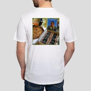 Obama Ohana 2012 Fitted T-Shirt
