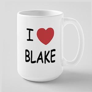 I heart blake Large Mug