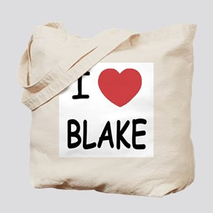 I heart blake Tote Bag