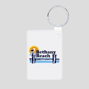 Bethany Beach DE - Pier Design. Aluminum Photo Key