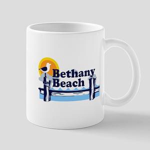 Bethany Beach DE - Pier Design. Mug