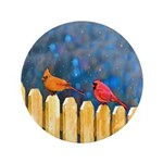 Cardinals on the Fence Button