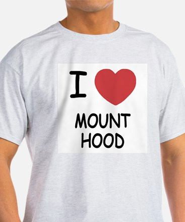 I heart mount hood T-Shirt