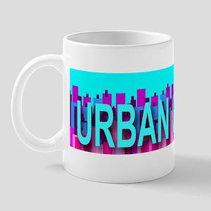 Urban Cowbow Skyline Mug
