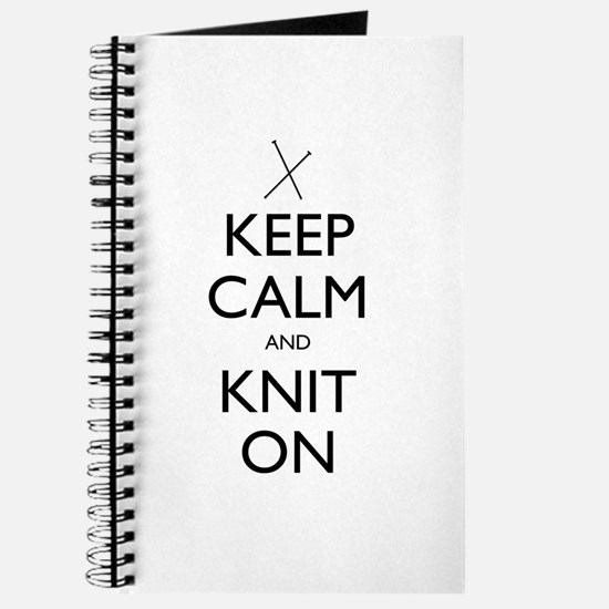 Keep Calm Journal