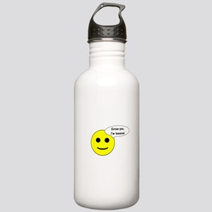 Screw you, I'm tenured Stainless Water Bottle 1.0L
