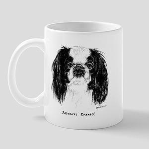 Japanese Spaniel Mug