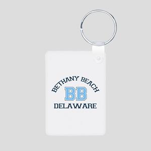 Bethany Beach - Varsity Design Aluminum Photo Keyc