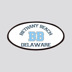 Bethany Beach - Varsity Design Patches