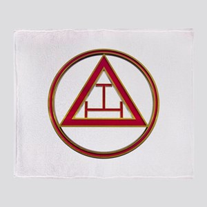Royal Arch Throw Blanket