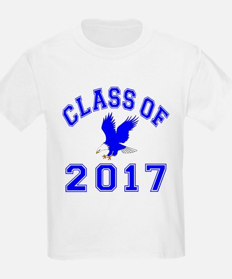 Class Of 2017 Eagle T-Shirt