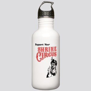 Shrine Circus Clown Stainless Water Bottle 1.0L