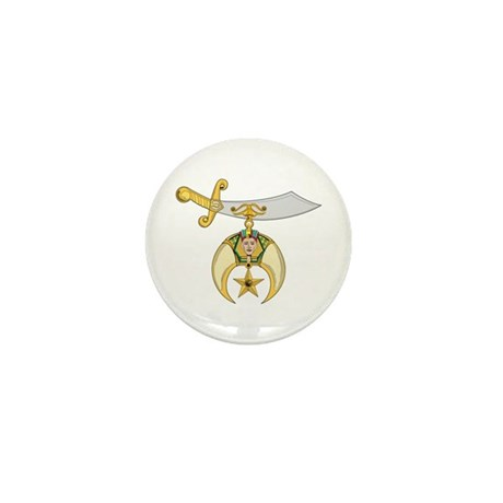 Jewel of the Order Mini Button (10 pack)