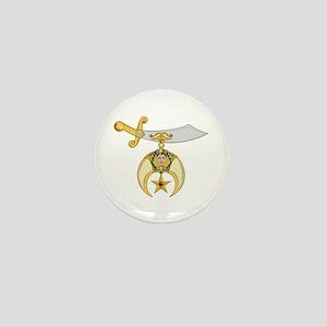 Jewel of the Order Mini Button