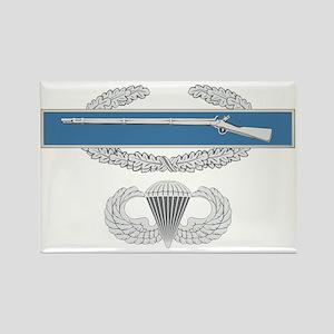 CIB Airborne Rectangle Magnet