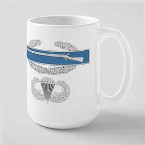 CIB Airborne Large Mug