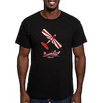 Citabria Pro Men's Fitted T-Shirt (dark)