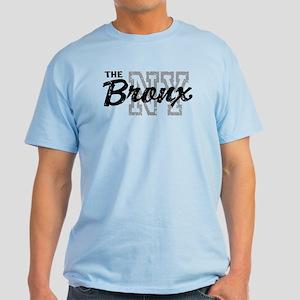 The Bronx NY Light T-Shirt