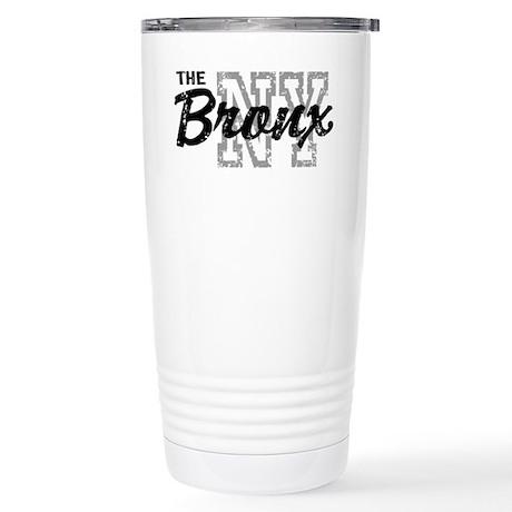 The Bronx NY Stainless Steel Travel Mug