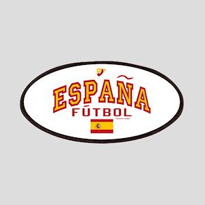 Espana Futbol/Spain Soccer Patches