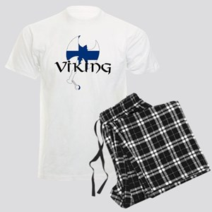 Finnish Viking Axe Men's Light Pajamas