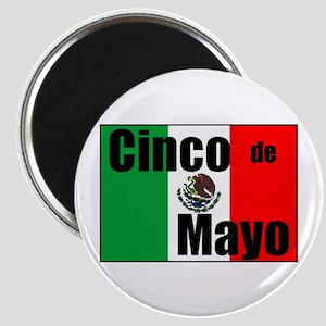 Cinco De Mayo! Magnet