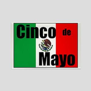 Cinco De Mayo! Rectangle Magnet